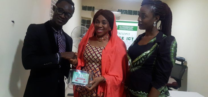 Ambassador Aisha Audu Emeje Becomes Young Farmers International Club Life Matron – Nairaland